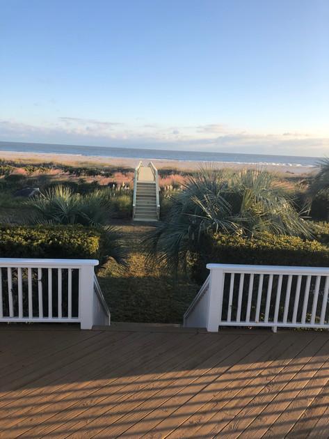 Isle Of Palms dune walk over - 1