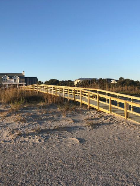 Isle Of Palms dune walk over - 3