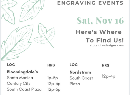 Engraving Event