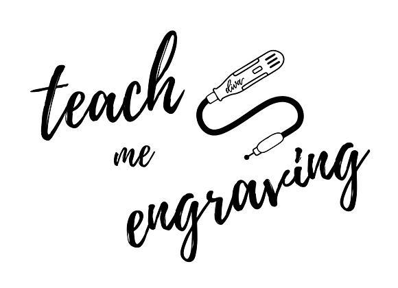 Private Workshop: Existing Engravers