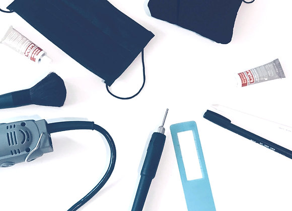 Basic Engraving Supplies Starter Kit