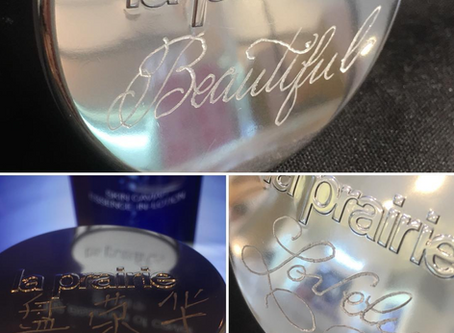 On Site Glass Engraving Services - What are they and who wants them?