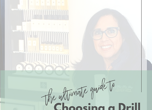 ebook Ultimate Guide to Choosing a Drill