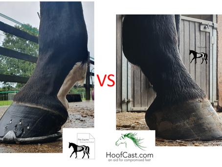 Barefoot vs Shod