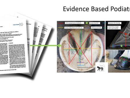 Evidence Based Podiatry