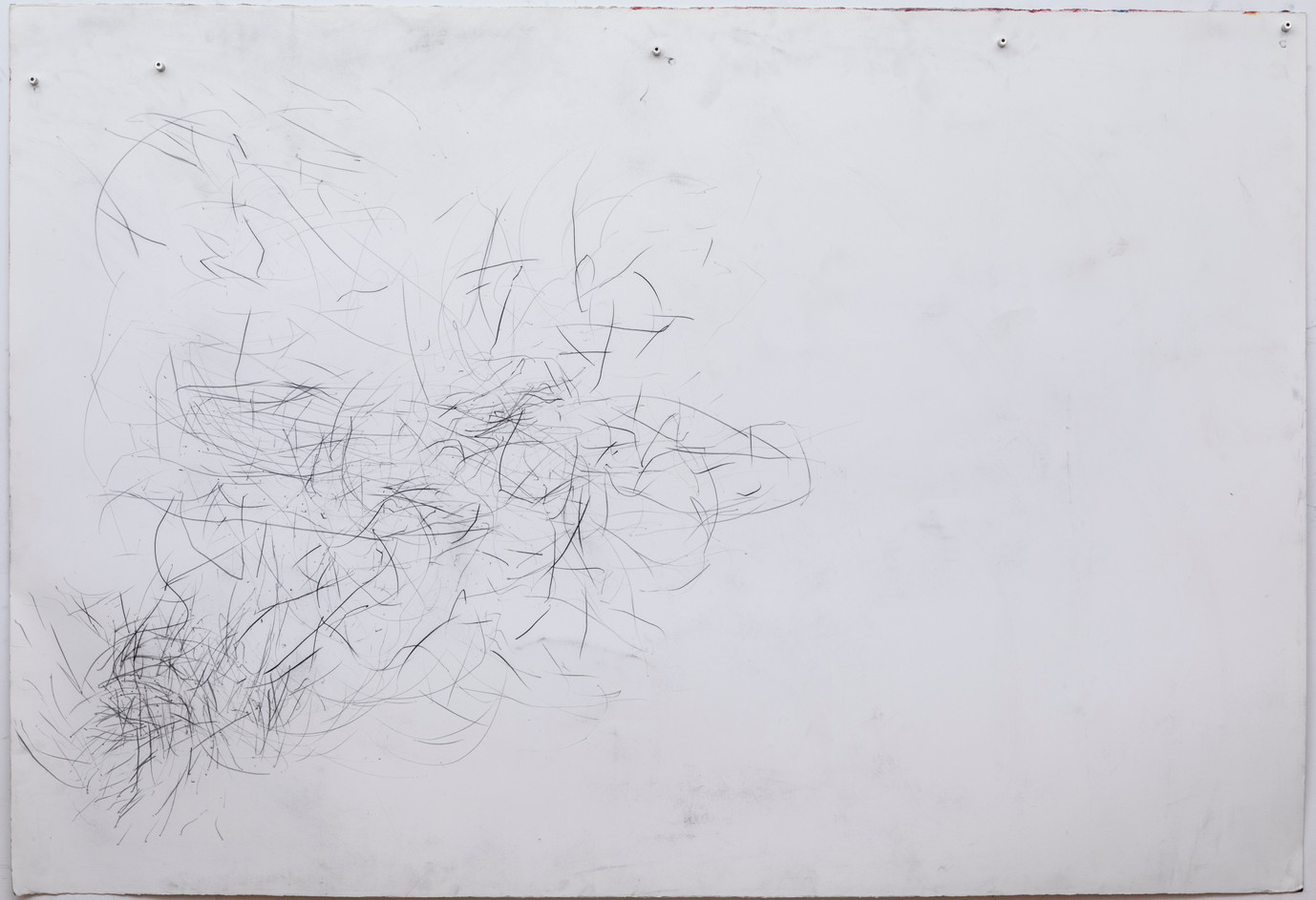 104 x 152 cm lápis conté sobre papel foto: Ruy Teixeira