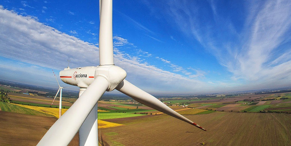 Acciona Windpower AW3000