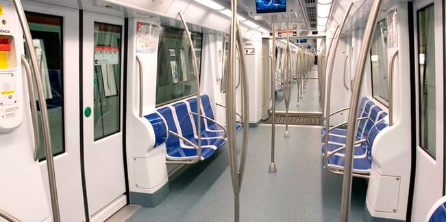 Metro Barcelona 2008