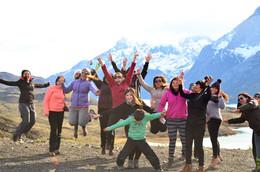 Clientes felices, Patagonia Trips Tour Operador