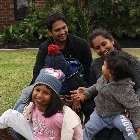 The Perera Family