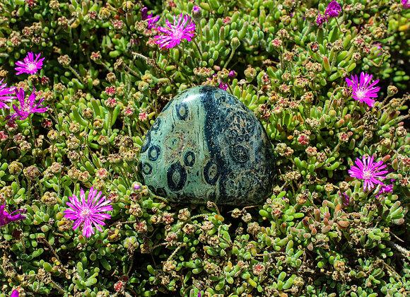 Kambaba Jasper Happy Stone