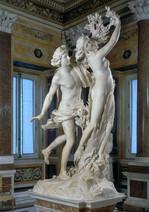 5.Bernin.Apollon et Daphné.Villa Borghes