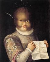 4a.Lavinia Fontana.Portrait d'Antonetta