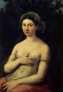 11.Raphael.Fornarina.XVIè s..jpg