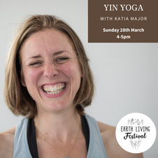 Yin Yoga with Katia