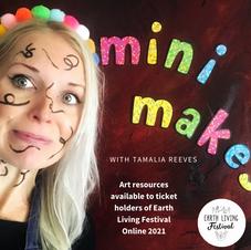 Mini Makes with Tamalia