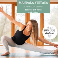 Mandala Vinyasa with Helen