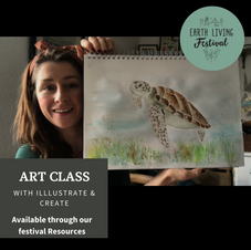 Art Class with Illustrate & Create