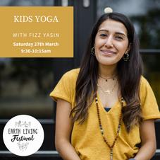 Kids Yoga with Fizz