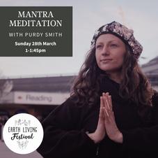 Mantra Meditation with Purdy