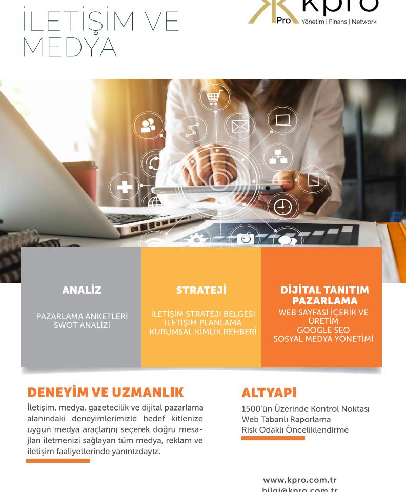 İletişim ve Medya Yönetimi