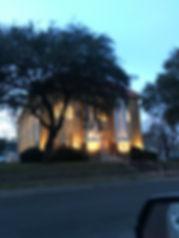 Carnegie Library Jefferson,Tx
