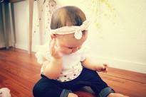 Madre de 3: ¿Por qué mi bebé se toca tanto el oído?