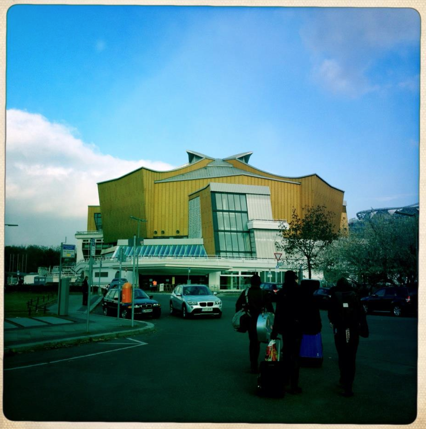 at Berliner Philharmoniker