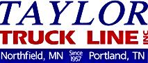 TAYLOR TRUCK LINE LOGO