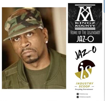 Jaz-O on Industry Scoop this Thursday