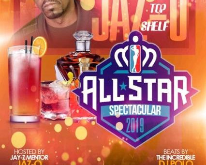 Jaz-O at FireWater All-Star Weekend