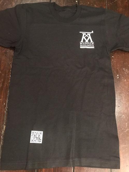 Kingz Kounty T-Shirt | Black