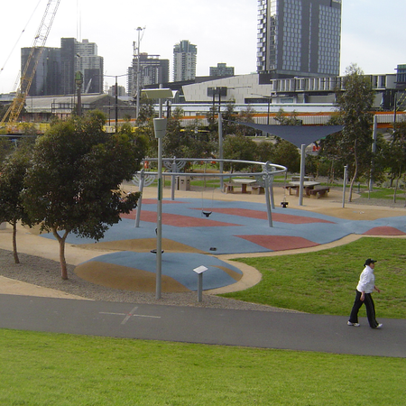 PLAYSPACE DESIGN AND DOCUMENTATION