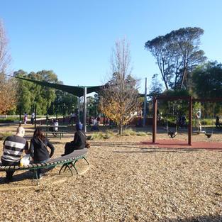 Warringal Parklands Regional Family Playspace