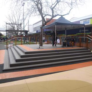 Bell Street Mall