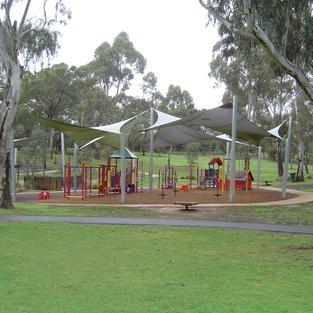 Ruffey Lake Park Playspace