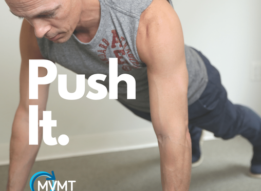 Push It - Basic Movement Patterns