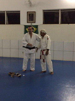 Promoção 1º Dan Luis Feijó