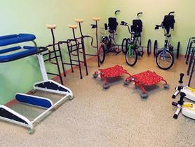 В ГКУ ОРЦ «Лесная сказка» функционирует отделение проката реабилитационного оборудования и инвентаря
