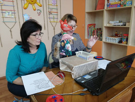 Работа по сопровождению семей с детьми-инвалидами и детьми с ограниченными возможностями здоровья