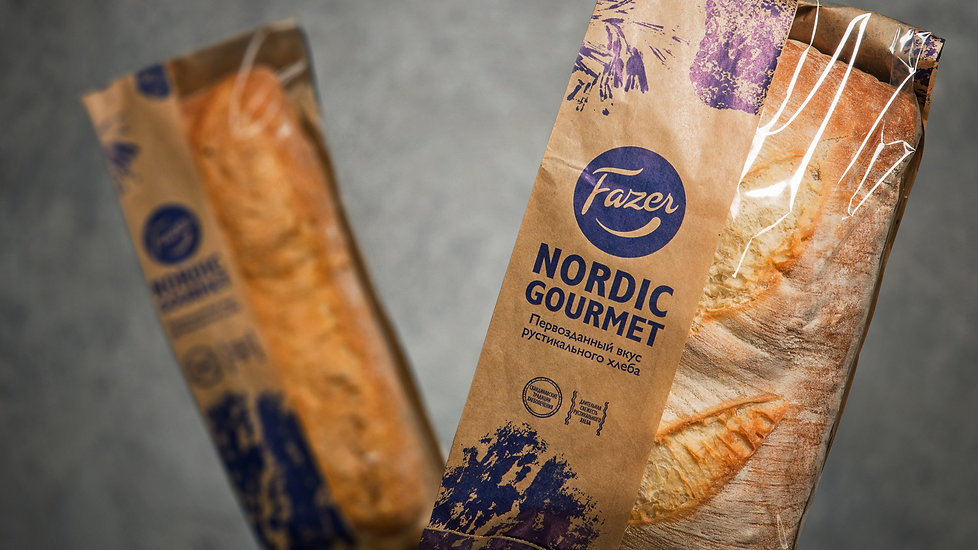 Fazer Nordic Gourmet фото упаковки