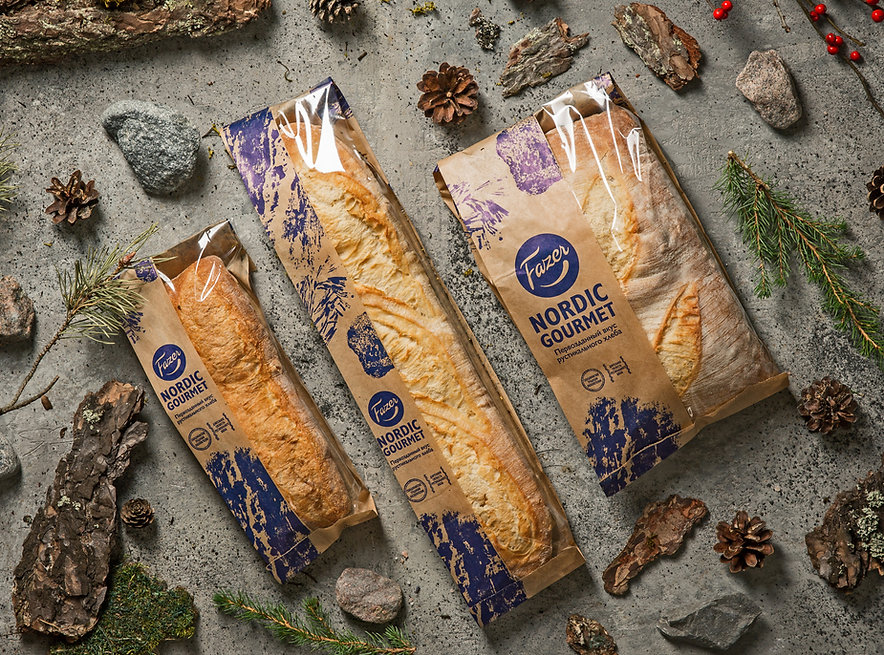 Kollegi CA. Fazer Nordic Gourmet фото упаковки