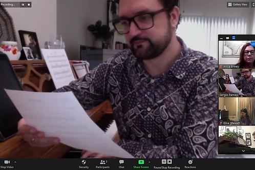 TMEA Jazz Piano Masterclass Video