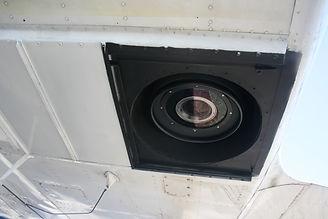 Аэрофотосъемка на самолете Cessna 402 с камерой Leica ADS100