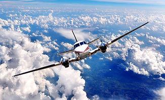 Аэротакси. Потел на самолете.