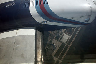 Обзорный полет на самолете в Минске