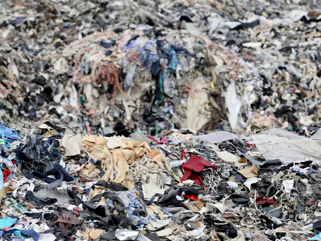 Water Isn't Permanent: The Fast Fashion Industry's Impact