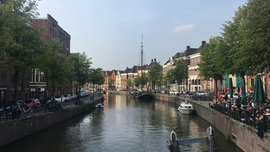 Baby Steps in Groningen