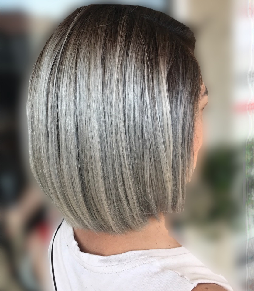 Silver lined