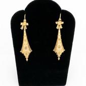 26 Pair of Fantastic Gold Earrings £3,700